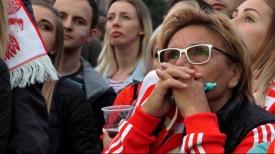 Polska – Kolumbia. Gdańscy kibice lepsi niż piłkarze