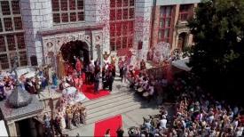 Ceremonia otwarcia Jarmark św. Dominika 2018