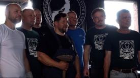 Kowale z Ukrainy odwiedzili Kuźnię Wodną
