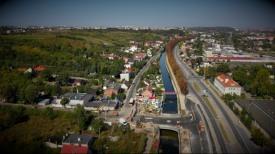 Most na ul. Starogardzkiej przejezdny
