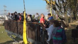 Punkt widokowy przy Zbiorniku Wody Stary Sobieski