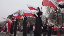 XVI Parada Niepodległości w Gdańsku