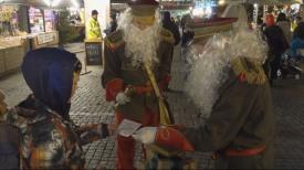 Parada Elfów na Jarmarku Bożonarodzeniowym