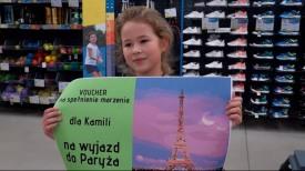 Kamila pojedzie do Paryża! W prezencie na mikołajki