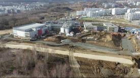 Budowa Centrum Edukacyjnego Jabłoniowa