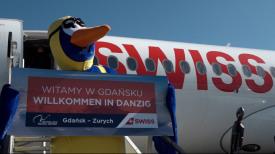 Z Gdańska do Zurychu. Nowe połączenie lotnicze