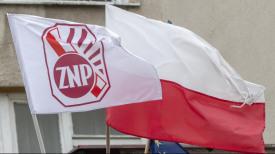 Solidarnie ze strajkującymi  Władze Gdańska w SP nr 58