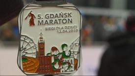 5. Gdańsk Maraton. Biegi dla dzieci