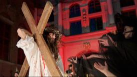 Misterium Gdańskie. Sąd nad Jezusem