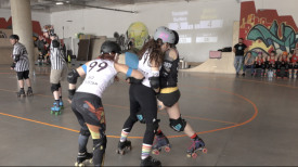 Roller Derby w Skate Arenie