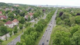 Wielka Aleja Lipowa w Gdańsku - rewaloryzacja