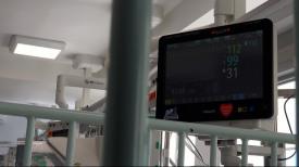 WOŚP kupił kolejne sprzęty dla Szpitala św. Wojciecha