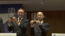Gdańsk i Pomorze uhonorowane Nagrodą Europejskiego Regionu Przedsiębiorczości 2020