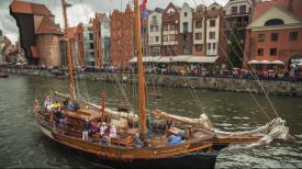 Baltic Sail. Święto żeglarskie w Gdańsku