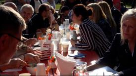 Przymorze Wielkie  Władze miasta spotkały się z gdańszczanami przy okrągłym stole