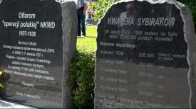 Gdańsk upamiętnił 82  rocznicę ludobójstwa Polaków w ZSRR