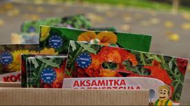 Wspólne ukwiecanie Gdańska