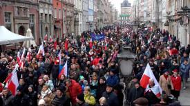 11.11.2019 r. Gdańska Parada Niepodległości
