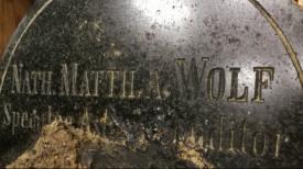 Odkryto grób Nataniela Mateusza Wolfa