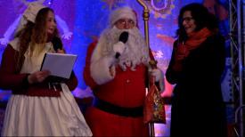 Św. Mikołaj przybył do Gdańska