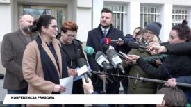 Briefing prasowy - działania Gdańska w sprawie koronawirusa
