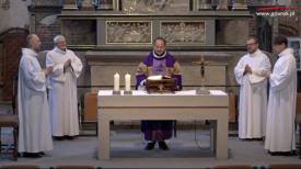 Transmisja mszy św. z kościoła św. Jana: poznajemy wartość tego, czego nam zabrakło