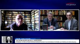 Salon Młodopolski im. A. Rybickiego: D. Filar i M. Ponikowski