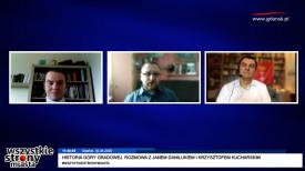 Historia Góry Gradowej. Rozmowa z Janem Danilukiem i Krzysztofem Kucharskim