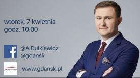 Piotr Grzelak i Alan Aleksandrowicz, wirtualna konferencja prasowa