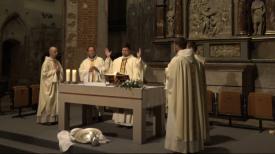 Wielki Czwartek - Triduum Paschalne w kościele św. Jana