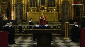 Wielki Piątek - Triduum Paschalne w kościele św. Mikołaja