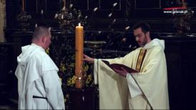Wielka Sobota - Triduum Paschalne w kościele św. Mikołaja