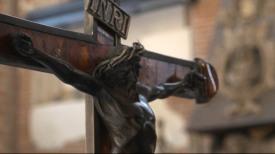 Niedziela Wielkanocna, msza św. w kościele św. Jana