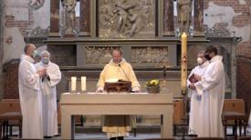 Msza św. w Kościele Św. Jana w Gdańsku - 19 kwietnia 2020 r. Zobacz transmisję.