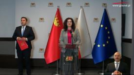 Prezydent Dulkiewicz o sytuacji w domu pomocy społecznej i poluźnieniu restrykcji epidemicznych
