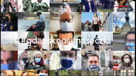 #gdansknosimaseczki Zobacz nasz klip promujący bezpieczne zachowania