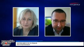 Historia epidemii w pigułce - rozmowa z dr. Piotrem Paluchowskim z GUMed