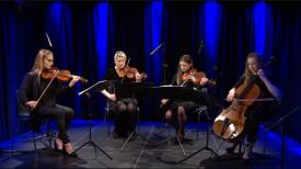 Koncert #GdańskPomaga | Golden Gate String Quartet!